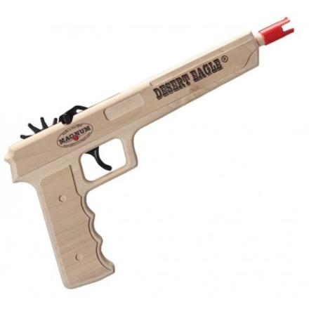 Strikkpistol - Desert Eagle Pistol - Red Ammo