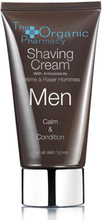 The Organic Pharmacy Men Shaving Cream (75 ml)