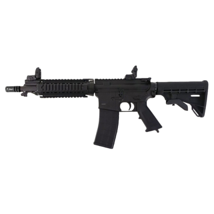 Tippmann M4 CQB Airsoft Rifle - Co2/HPA