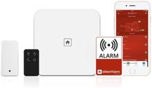 Sikkerthjem S6EVO komplett larmsystem - Startpaket