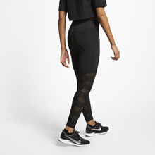 Nike Air Fast Women's 7/8 Running Tights - Black