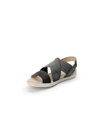 Sandaler 'Damara Sandal' Fra Ecco sort - Peter Hahn