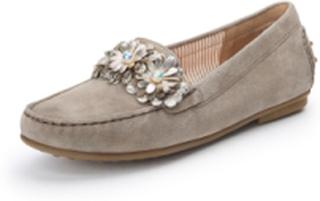 Loafers för kvinnor från Gabor beige