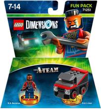 LEGO Dimensions Fun Pack A-Team - (PlayStation 3, Xbox 360, Xbox One & WII U)