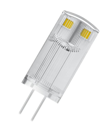 Osram Star LED Pin 0,9W/827 (10W) G4 - Klar