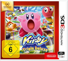 Kirby Triple Deluxe SELECTS
