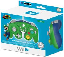 Super Mario Battle Pad - Luigi (WII U & WII)