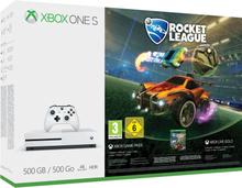 XBOX ONE S Console 500GB - Rocket League + 3M Live Bundle