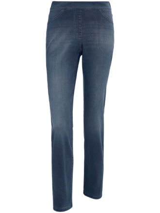 Ankellange jeans Fra Gerry Weber Edition denim - Peter Hahn