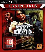 Red Dead Redemption - (Game of the Year Edition)