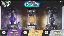 Skylanders Imaginators Figur Crystal 3er Pack2 Magic Technic - (PlayStation 3, Xbox 360, Xbox One, PC, WII & Nintendo 3DS)