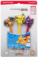 Stylus Set Pokemon (3 Stück) New 3DS