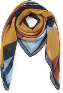 Tørklæde Fra Samoon multicolor