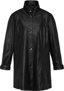 Skindfrakke variabel ståkrave Fra Anna Aura sort