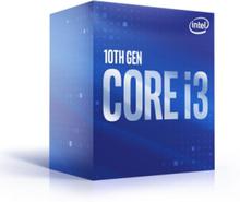 Core i3-10100 Comet Lake CPU - 4 kerner 3.6 GHz - LGA1200 - Boxed