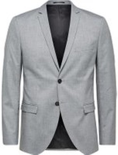 SELECTED Slim Fit - Blazer Man Grå