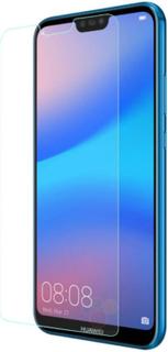 Huawei P20 Lite Skjerm beskyttelse laget av herdet glass - Gjennomsiktig