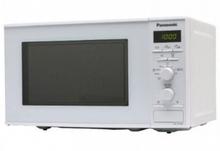 Mikrobølgeovnen med Grill Panasonic NNJ151W 20 L 800W Hvid