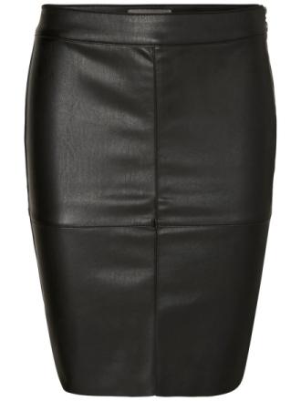 VERO MODA Feminine Skirt Women Black