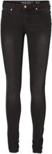 NOISY MAY Eve Lw Skinny Fit Jeans Women Black