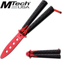 Mtech usa - mt-872 - träningsbalisong / butterfly