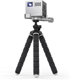 RIF6 kub 2-tums mobil projektor med 20 000 timmars LED-ljus och 120...