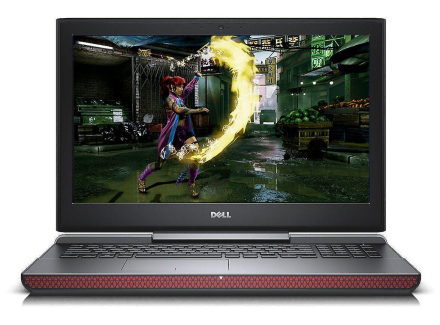 "Dell Inspiron 7000 15.6"" Gaming Laptop (Intel Core i7-7700HQ, 16GB ..."