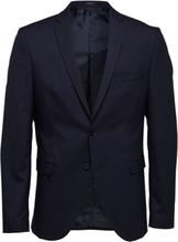 SELECTED Slim Fit Blazer Men Blue