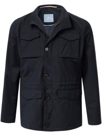 Weather Protection jakke Fra Pierre Cardin blå