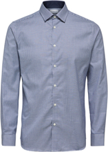 SELECTED Slim Fit - Shirt Men Blue