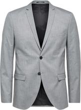SELECTED Slim Fit - Blazer Men Grey