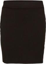SELECTED Slim Fit - Mini Skirt Women Black