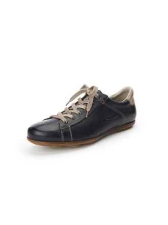 Sneakers Barney 100% skind Fra Lloyd blå - Peter Hahn