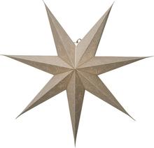 Julstjärna Decorus Guld 75cm