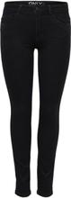 ONLY Onlskinny Reg. Soft Ultimate Jeans Women Black