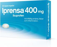 Iprensa mjuka kapslar 400 mg 20 st
