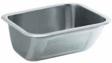 Intra VK44 tvättho m/propp och kedja, nedfällning 48,5 cm