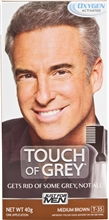 Touch Of Grey - Hair Color 30 ml Medium
