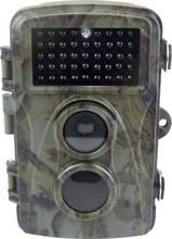 Berger Schröter 31647 Viltkamera 8 Megapixel Black LEDs Brun