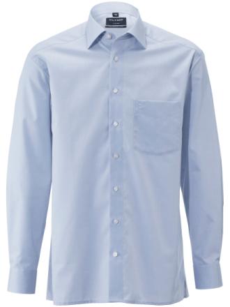 Strykfri skjorta från Olymp Luxor blå