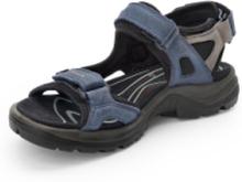 Sportiga sandaler för kvinnor från Ecco blå