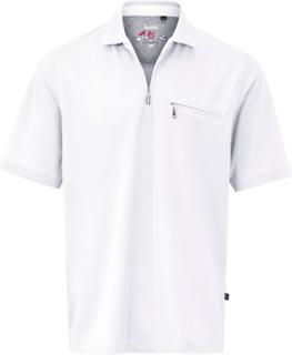 Stay fresh-tröjor krage från HAJO vit