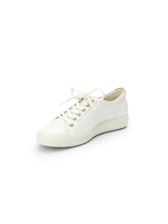 Sneakers för kvinnor från Ecco vit
