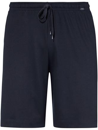 Kort pyjamasbyxa från Mey blå