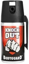 Bodyguard Knock Out v.2 selvforsvarsspray med farge