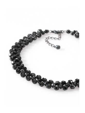 Halsband från Uta Raasch svart