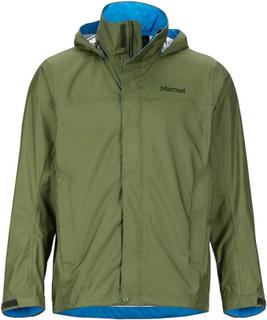 Marmot PreCip Jacket Herre regnjakker Grønn S