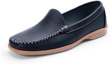Loafers från Peter Hahn blå