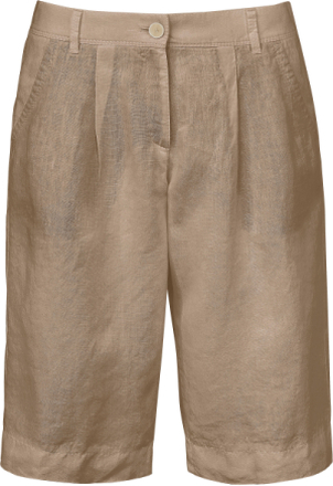 Bermudashorts från Brax Feel Good beige