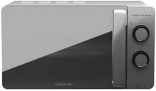 Mikrobølgeovnen Cecotec ProClean 3060 20 L 700W Sølvfarvet